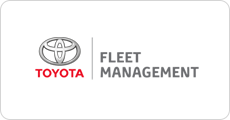 The Toyota Fleet Management logo.