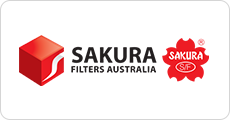 The Sakura logo.