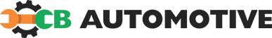The CB Automotive logo.